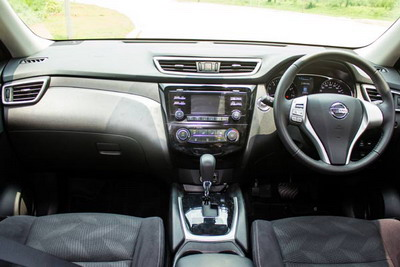 Interior All-new Nissan X-Trail 2.0 CVT