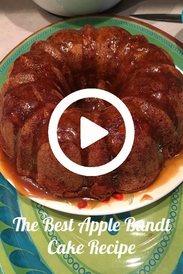 "The Best Apple Bundt Cake Recipe | One of those ""NO FAIL"" recipes that everyone loves! #applebundtcake #baking #fallbaking #recipes #applecake #apples"