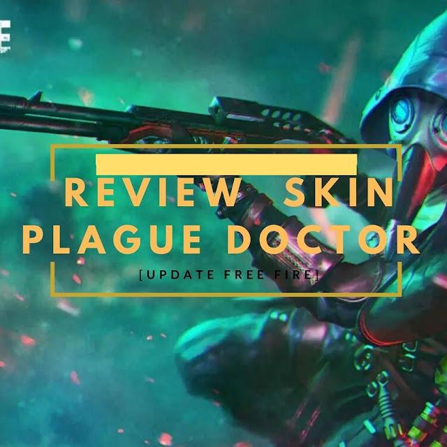 Review Skin Gloo Wall Nuclear Bunker dan Bundle Plague Doctor