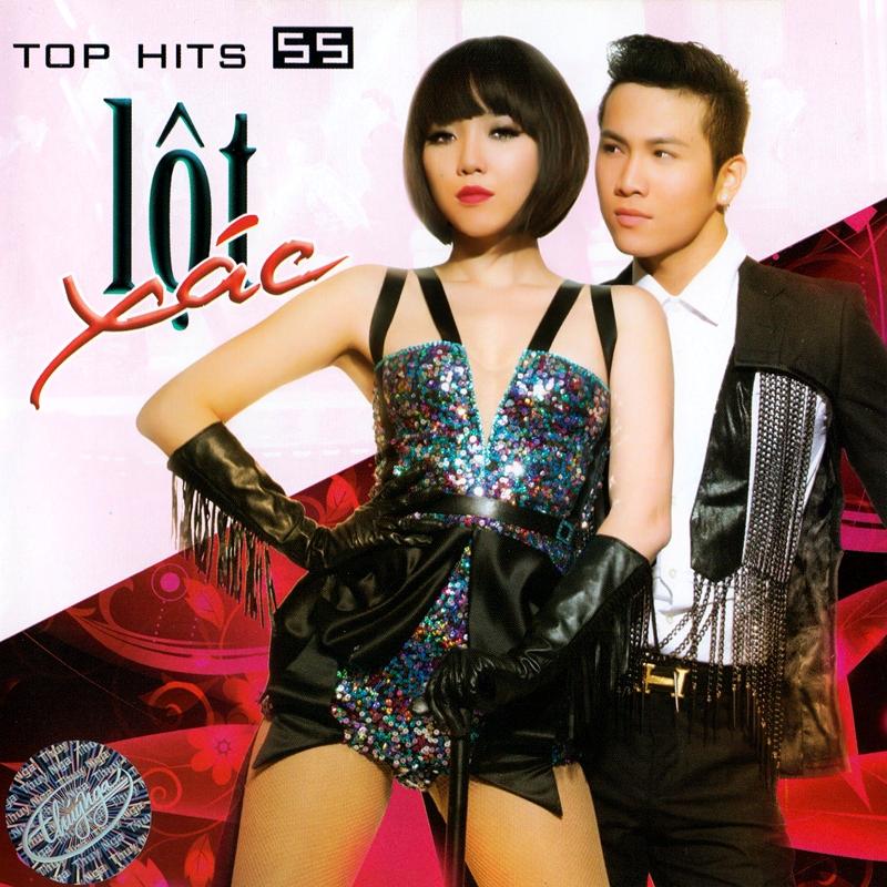Thúy Nga CD521 - Lột Xác - Top Hits 55 (NRG)