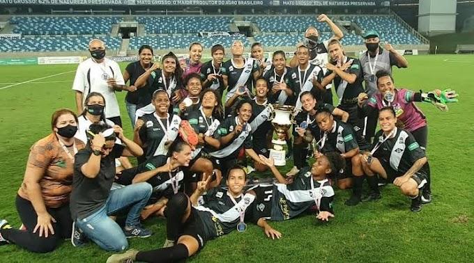Mixto conhece suas adversárias no Campeonato Brasileiro Feminino A2