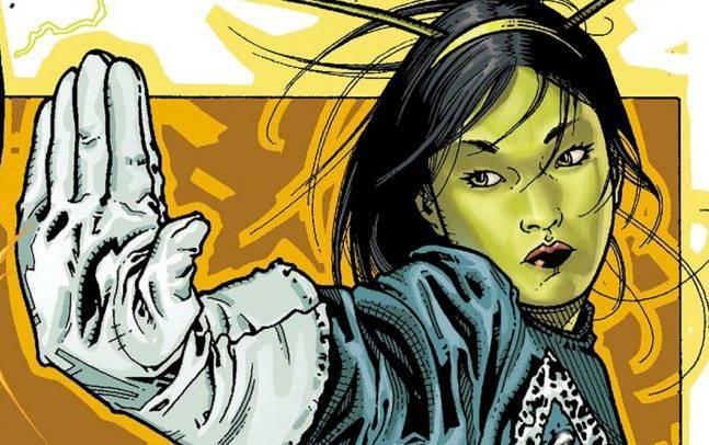 Asal-Usul dan Kekuatan Mantis, Celestial Madonna dari Marvel Comics