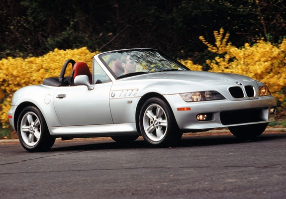 The Ultimate Car Guide Bmw Z3 Convertible Generation 1