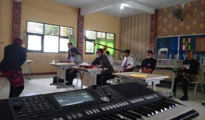 FLS2N SMA Tingkat Kabupaten Serang Digelar, SMAN 1 Ciruas Raih Juara Umum