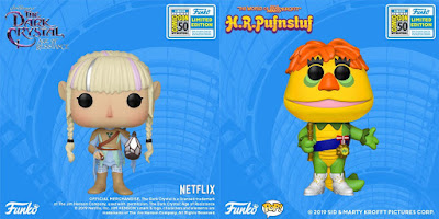 San Diego Comic-Con 2019 Exclusive Television POP! Vinyl Figures by Funko