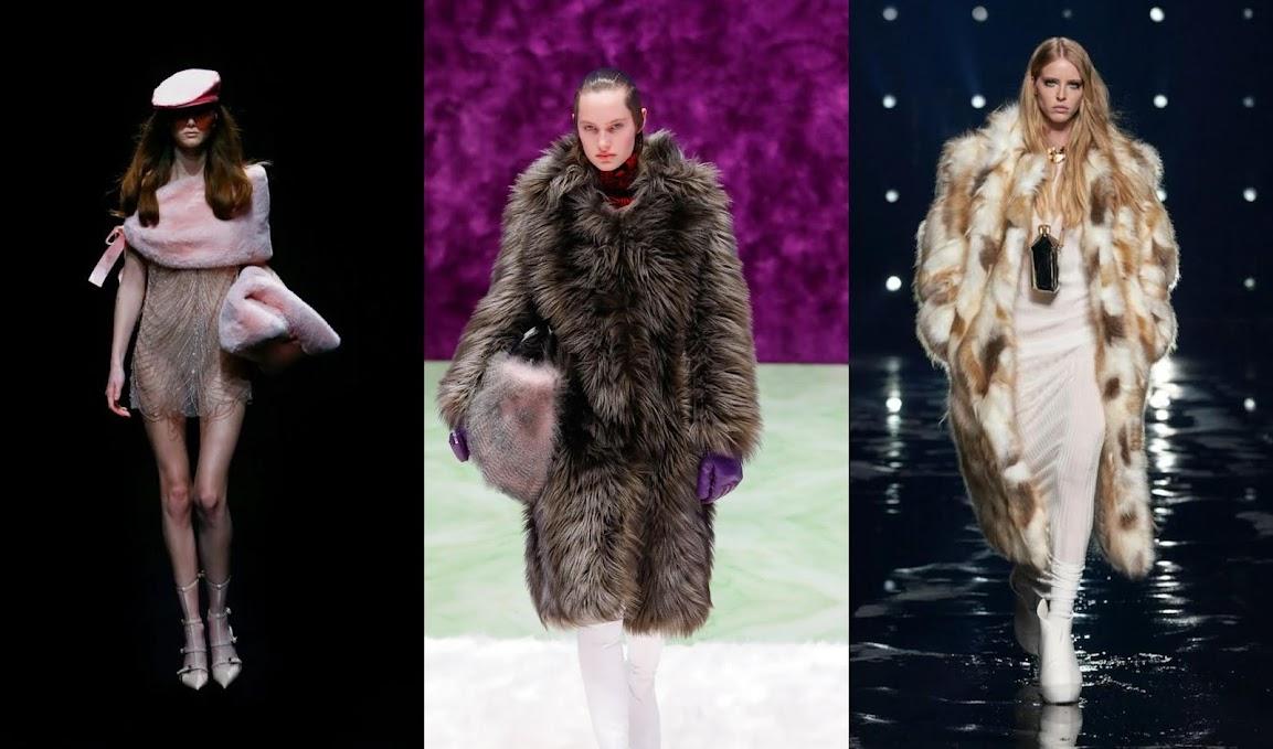 pellicce inverno 2021 tendenze