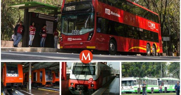 No subirá  transporte público, Pardo   ¡