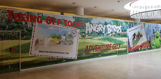 Angry Birds Adventure Golf at intu Metrocentre in Gateshead