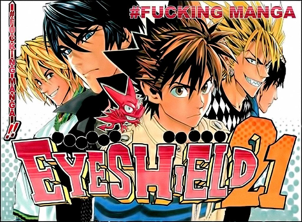 Eyeshield 21 chapter 71 trang 1