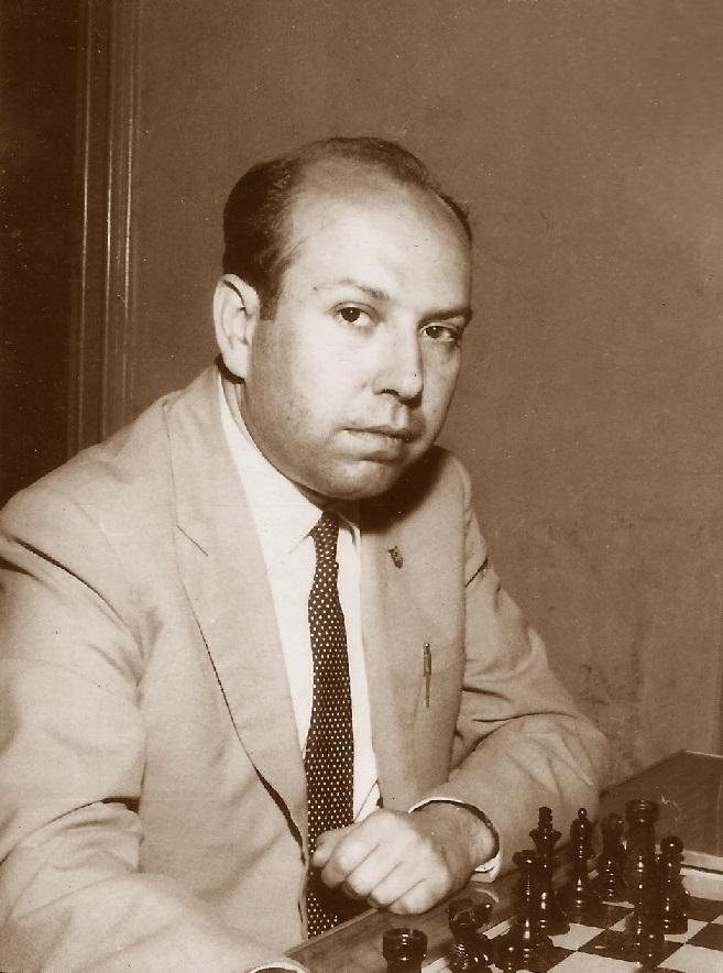 Arturo Pomar en 1964