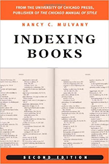 Indexing Books by Nancy C. Mulvany (from Amazon)