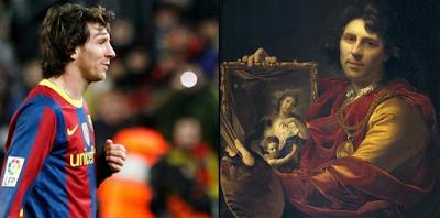 Tidak Diduga, Lionel Messi Memiliki Kembaran Di Belanda