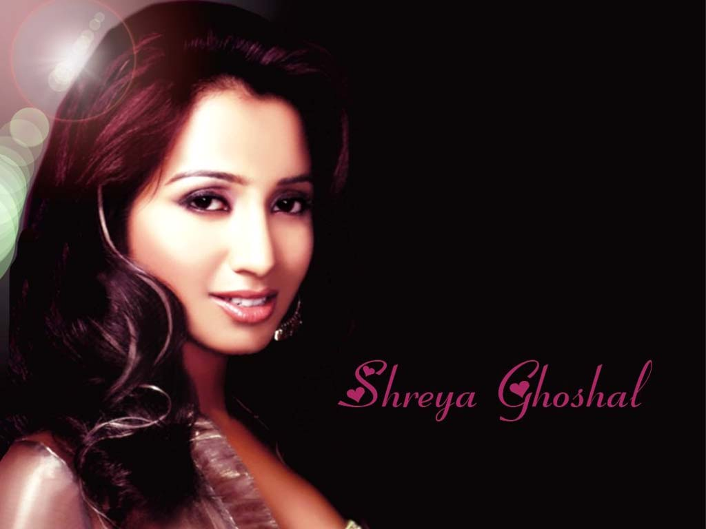 Sexy Pics Of Shreya Ghoshal