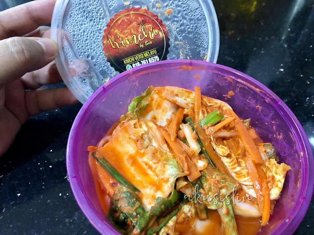Homemade Kimchi Versi Melayu, Sedap Dan Murah