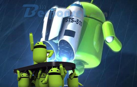 Cara Mengatasi Hp Android yang Lemot dalam 5 Menit
