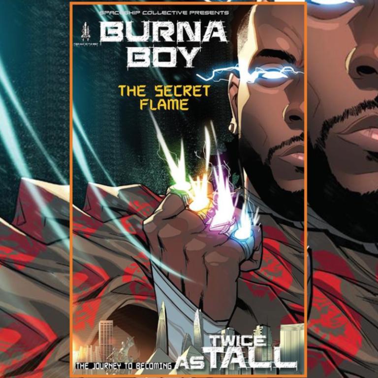 "[Album] Burna Boy – ""Twice As Tall"" #Arewapublisize"