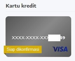 Cara verifikasi paypal terbaru dengan Bank Permata 9