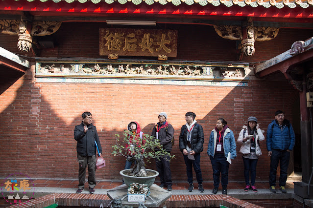 南瑤宮的觀察課