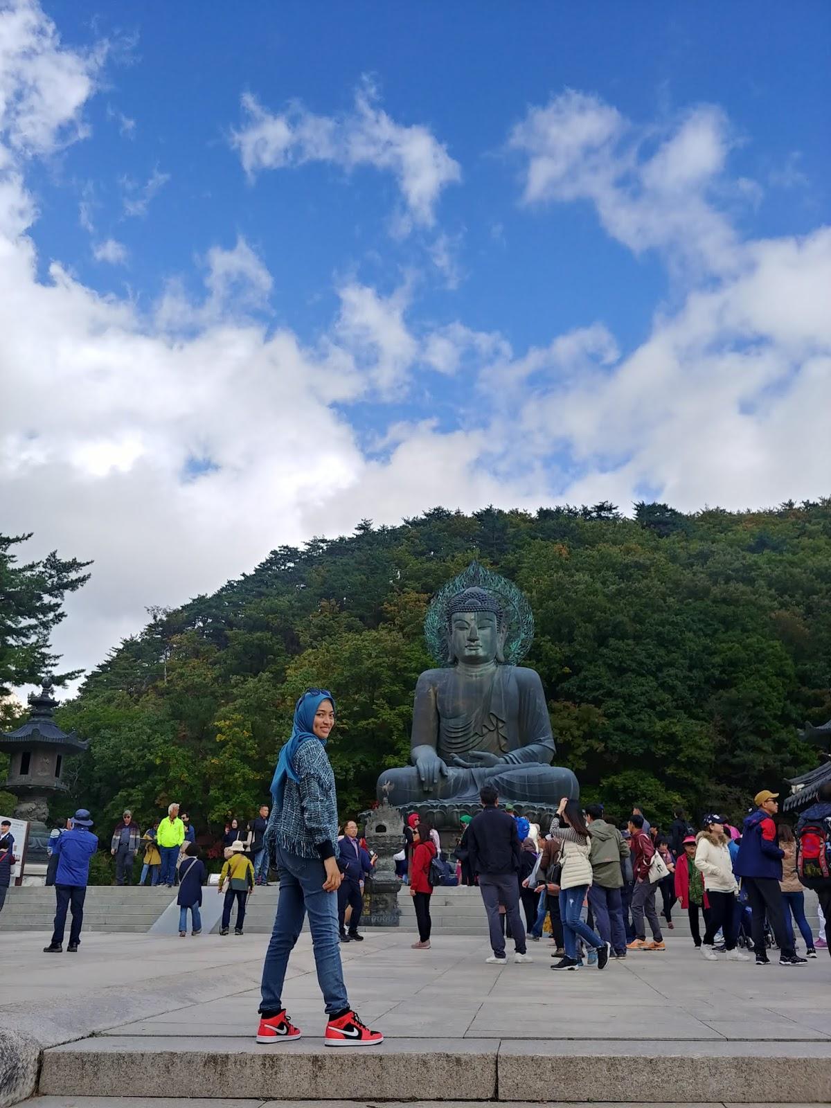 (edot journey) Wedding Anniversary Trip, Musim Gugur di Korea Selatan (+ VR Image)