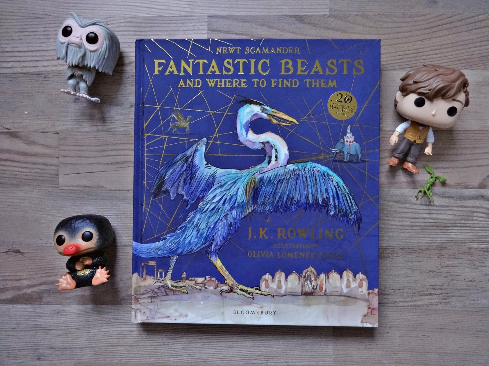 Fantastic Beasts and Where to Find Them book review