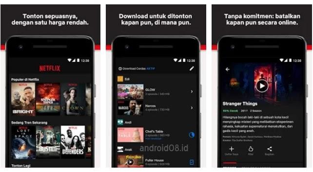 Download Netflix Pro Apk No Ads