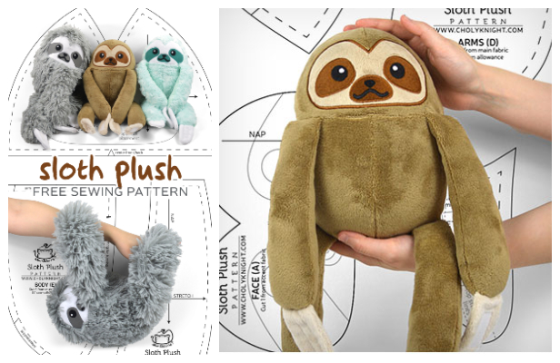 Sloth Pattern from Choly Knight