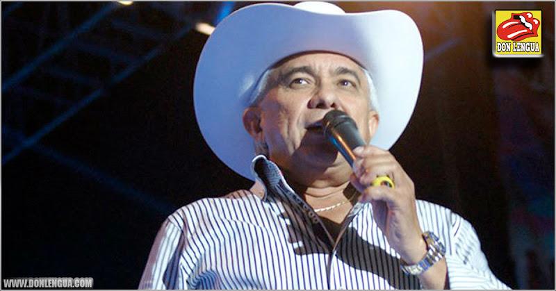 Prohíben a Reynaldo Armas en la Feria de Barquisimeto por ser opositor al régimen