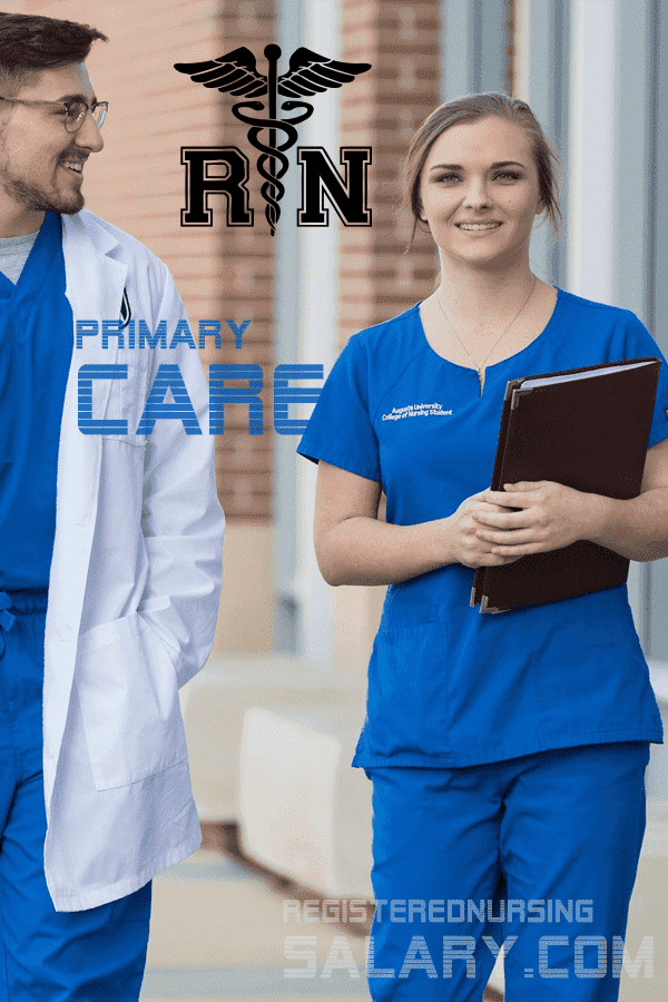 primary care nurse practitioner and registered nurse