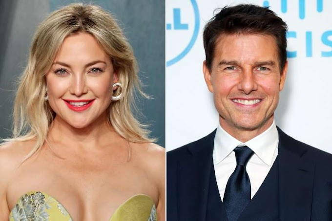 Kate Hudson Says Tom Cruise Once Scaled a Gate