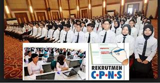 formulir pendaftaran cpns 2017