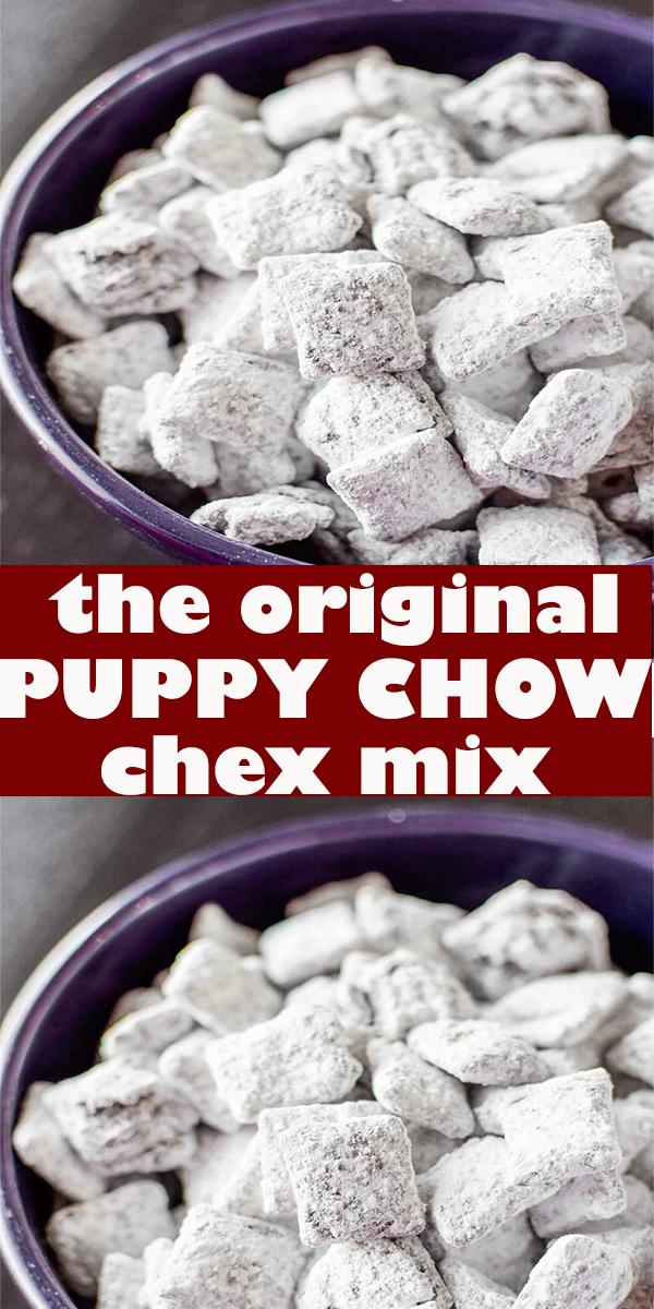 the original chex mix #dessert #chexmix #original #theoriginalchexmix