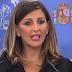 """La ministra de Trabajo Yolanda Díaz pide """"sensatez y amor por nuestro pueblo"""" a Casado"""