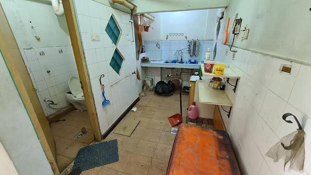 """Contoh Rumah """"Busuk"""" yang terdapat kerosakan dan perlu diperbaiki"""