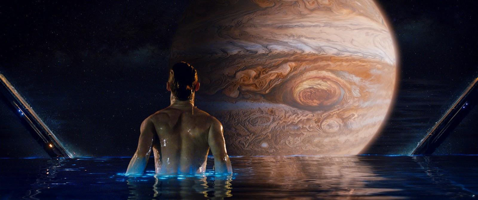 Jupiter Ascending - Jupiter Intronizacja - 2015