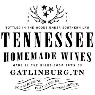 Tennessee Homemade Wines Gatlinburg TN