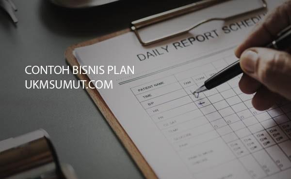 Contoh Bisnis Plan Sederhana Untuk Mahasiswa Ukmsumut