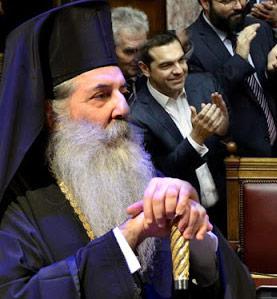 ΠΕΙΡΑΙΩΣ: Ο ΣΥΡΙΖΑ ΓΚΡΕΜΙΖΕΙ ΤΗΝ ΘΡΗΣΚΕΥΤΙΚΗ ΕΙΡΗΝΗ