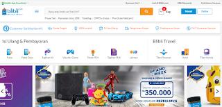 Situs Toko Online blibli.com yang Bisa Bayar Ditempat atau COD di Indonesia
