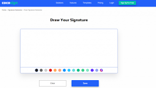 Draw your signature