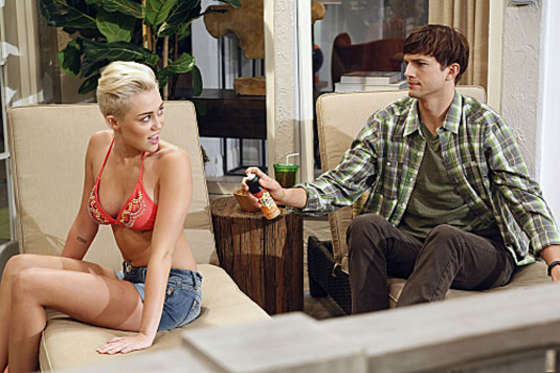 Miley Cyrus – Two and a Half Men