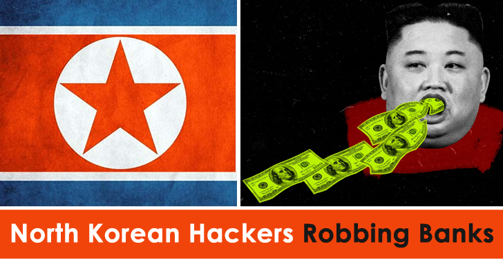 FASTCash 2.0: U.S. Alerts North Korean Hackers Robbing Banks Around the World