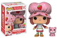 Funko Pop! Strawberry Shortcake & Custard