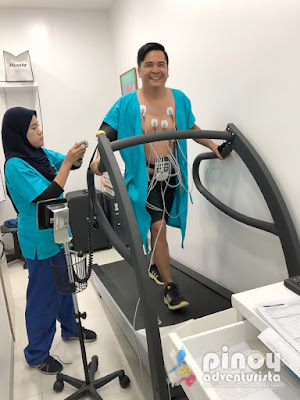 MyHealth Clinics Manila Heart Cardio Work-up Package