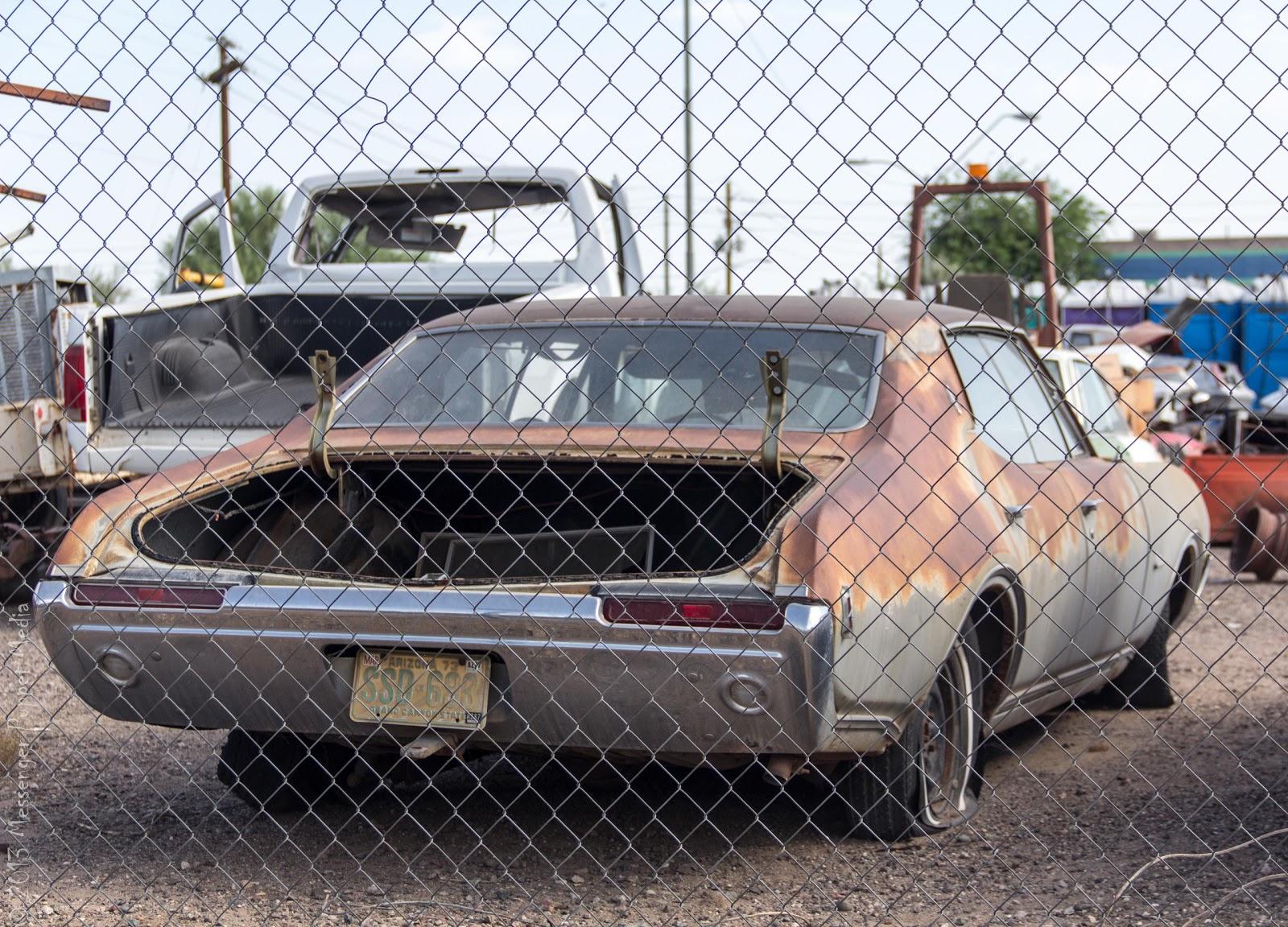1968 Oldsmobile Cutlass hardtop