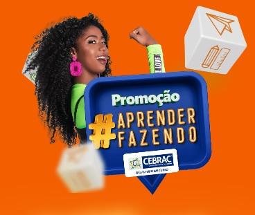 Cadastrar Promoção Aprender Fazendo Cebrac Cursos 2021 - Prêmios, Participar e Ganhadores