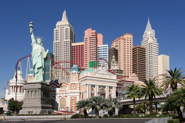 Cassino de Nova York em Las Vegas