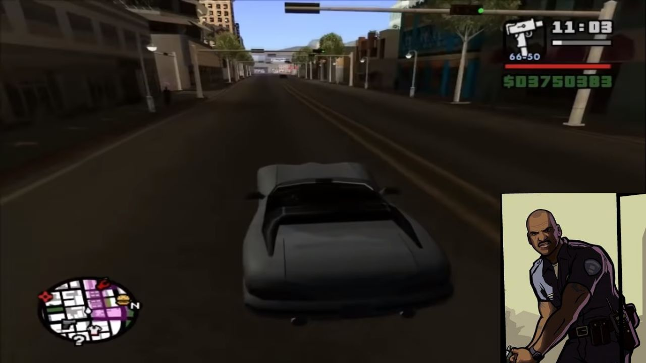 تنزيل لعبة gta san andreas مجانا للكمبيوتر