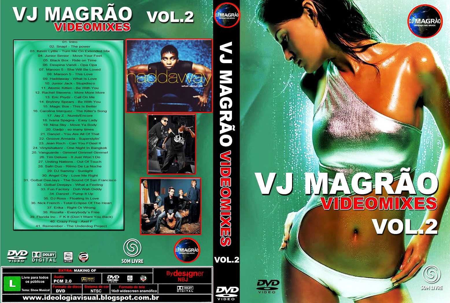 dj magrao 2012