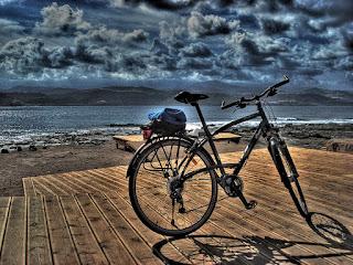 La bicicleta, Pastor Aguiar, Ancile