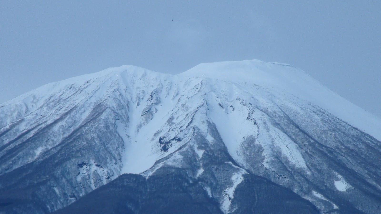 岩手山 スキー アレン